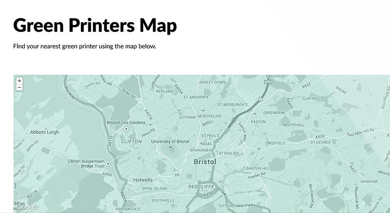 Green-Printers-Map